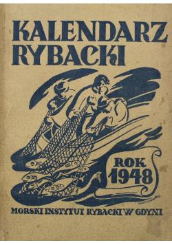 Kalendarz Rybacki na rok 1948