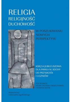 Religia religijność duchowość