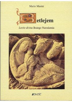 Betlejem Lectio divina Bożego Narodzenia
