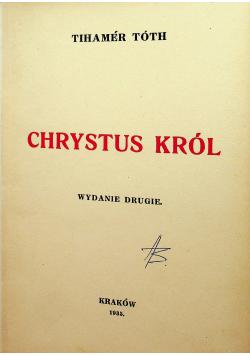 Chrystus Król 1935 r.