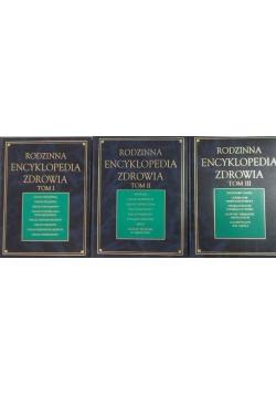 Rodzinna encyklopedia zdrowia 3 tomy