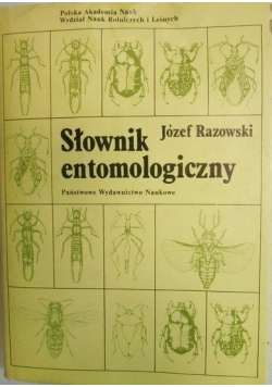 Słownik entomologiczny