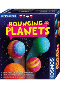 Zestaw Eksperymentalny - Skaczące Planety PIATNIK