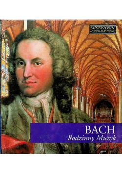 Mistrzowie muzyki klasycznej Bach Rodzinny Muzyk CD Nowa