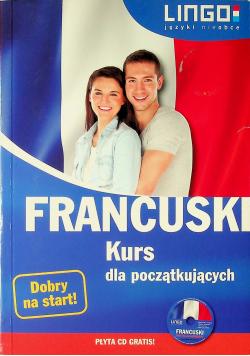 Francuski Kurs dla początkujących  plus  CD