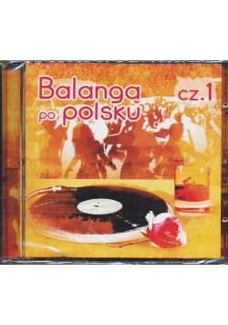 Balanga Po Polsku cz.1 CD