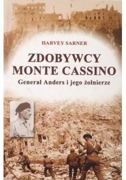 Zdobywcy Monte Cassino Generał Anders i jego żołnierze
