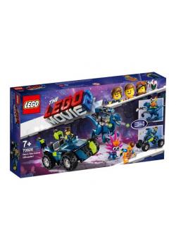 Lego MOVIE 70826 Terenówka Rexa