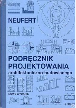 Podręcznik projektowania architektoniczno budowlanego