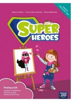 J. Angielski SP 2 Super Heroes Podr. 2021 NE
