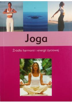 Joga źródło harmonii i energii życiowej