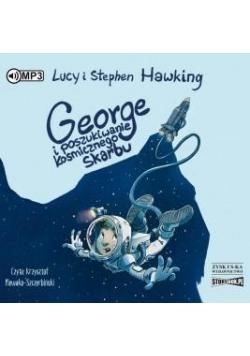 George i poszukiwanie kosmicznego skarbu audiobook