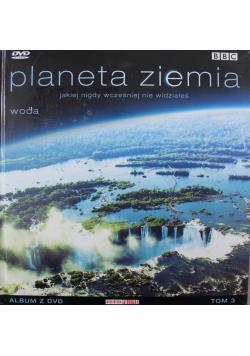 Planeta ziemia jakiej nigdy wcześniej nie widziałeś Tom 3 płyta DVD