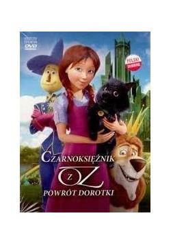Czarnoksiężnik z Oz. Powrót Dorotki DVD