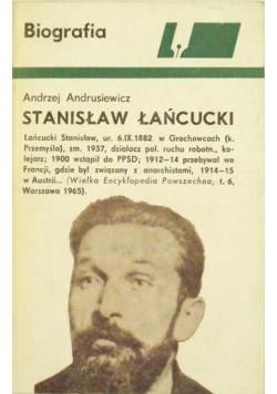 Stanisław Łańcucki Biografia