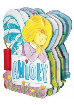 Książeczki zabaweczki - Anioły