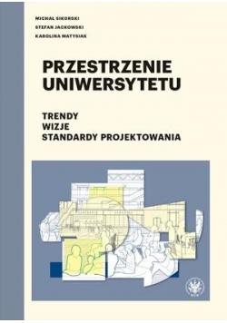 Przestrzenie uniwersytetu. Trendy. Wizje...