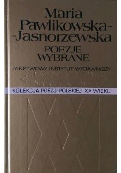 Pawlikowska Jasnorzewska Poezje wybrane