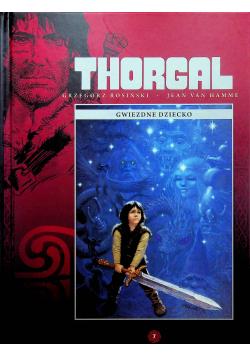 Thorgal Gwiezdne dziecko Tom 7