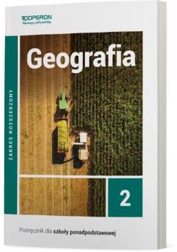 Geografia LO 2 Podr. ZR wyd.2020 OPERON