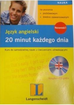 Język angielski 20 minut każdego dnia