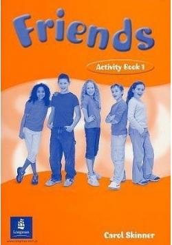 Friends Activity book 1