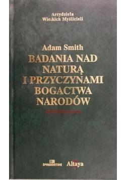 Badania nad naturą i przyczynami bogactwa narodów