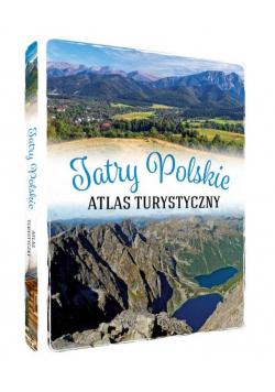 Tatry polskie. Atlas turystyczny