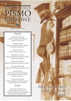 Krakowskie Pismo Kresowe 11/2019 Zbiory...