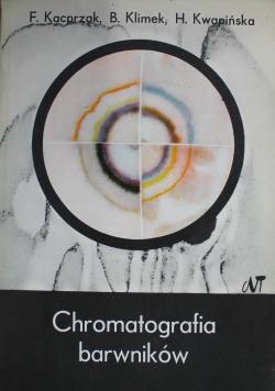 Chromatografia barwników