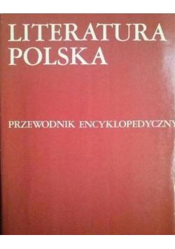Literatura Polska Przewodnik Encyklopedyczny Tom 2