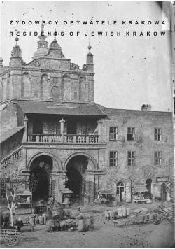 Żydowscy obywatele KrakowaT.1 Notes do... w.2