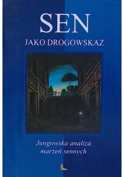 Sen jako drogowskaz Jungowska analiza marzeń sennych