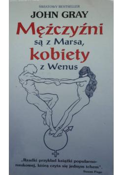 Mężczyźni są z Marsa kobiety z Wenus
