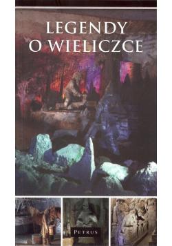 Legendy o Wieliczce