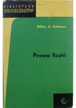 Prawa fizyki