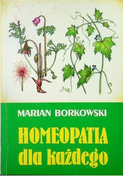 Homeopatia dla każdego