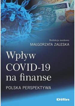 Wpływ COVID-19 na finanse. Polska perspektywa