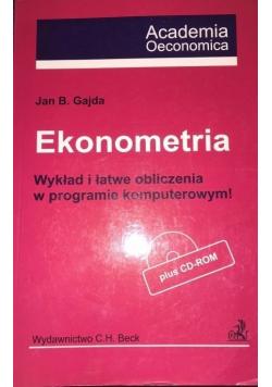 Ekonometria plus CD