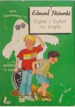 Bąbel i Syfon na tropie