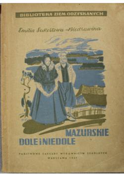 Mazurskie dole i niedole 1947 r.