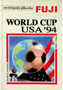 Encyklopedia piłkarska Fuji World Cup 94 tom 10