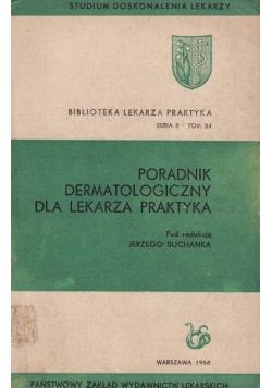 Poradnik dermatologiczny dla lekarza praktyka