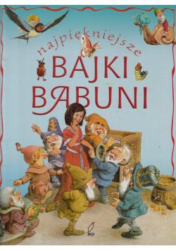 Najpiękniejsze bajki Babuni