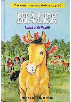 Białek kucyk z Gotlandii tom 1