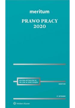 Meritum. Prawo pracy 2020