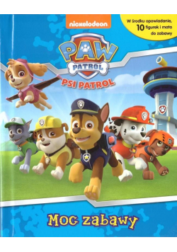 Psi Patrol. Moc zabawy + 10 figurek