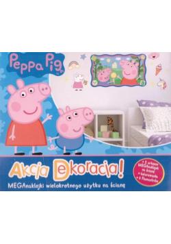 Peppa Pig. Akcja dekoracja