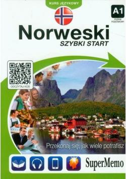 Norweski Szybki start Kurs językowy