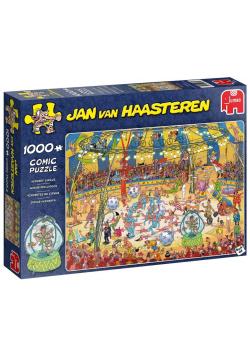 Puzzle 1000 Haasteren Akrobatyka cyrkowa G3